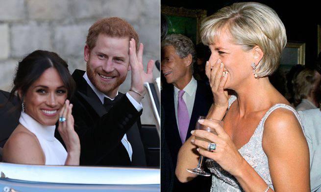 Anello Lady Diana