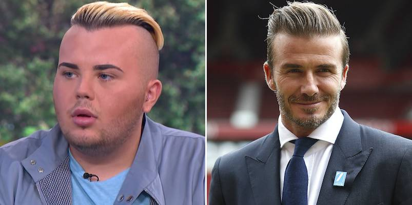 Jack Johnson e David Beckham