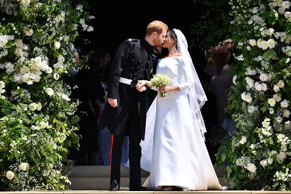 matrimonio harry e meghan