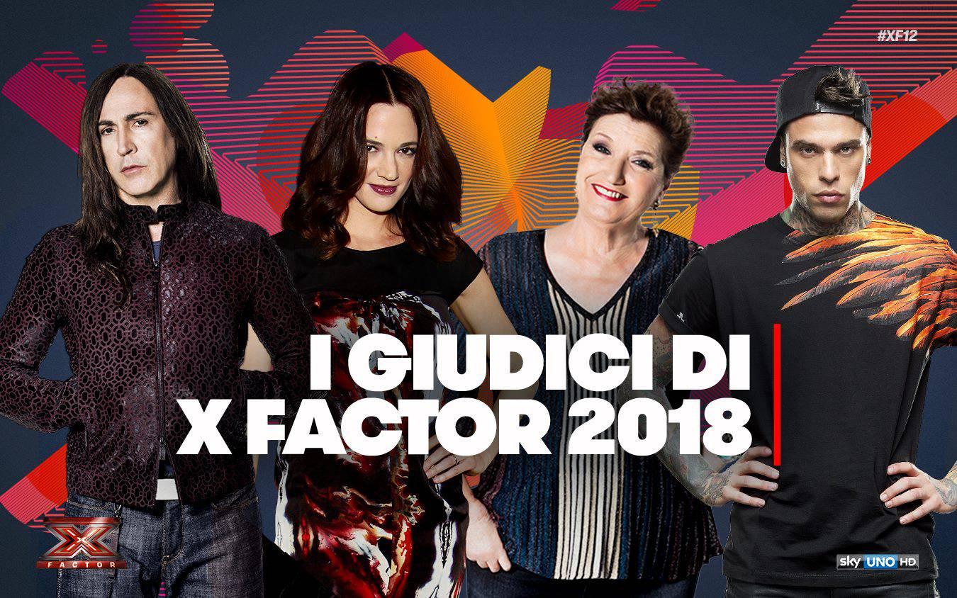 Asia Argento X FactorAsia Argento X Factor