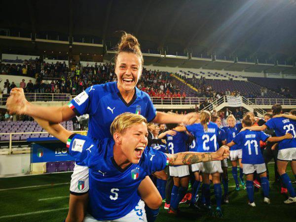 nazionale calcio femminile