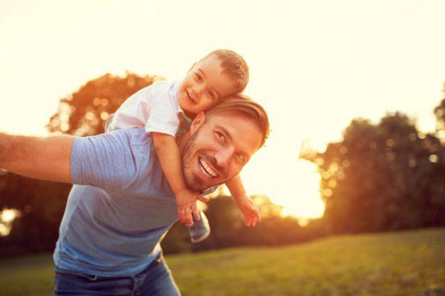 legame padre-figlio