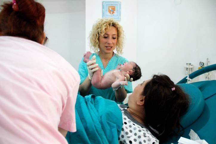 assistenza al parto