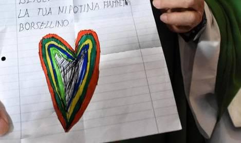79a688ee3a La lettera della nipote di Paolo Borsellino al nonno