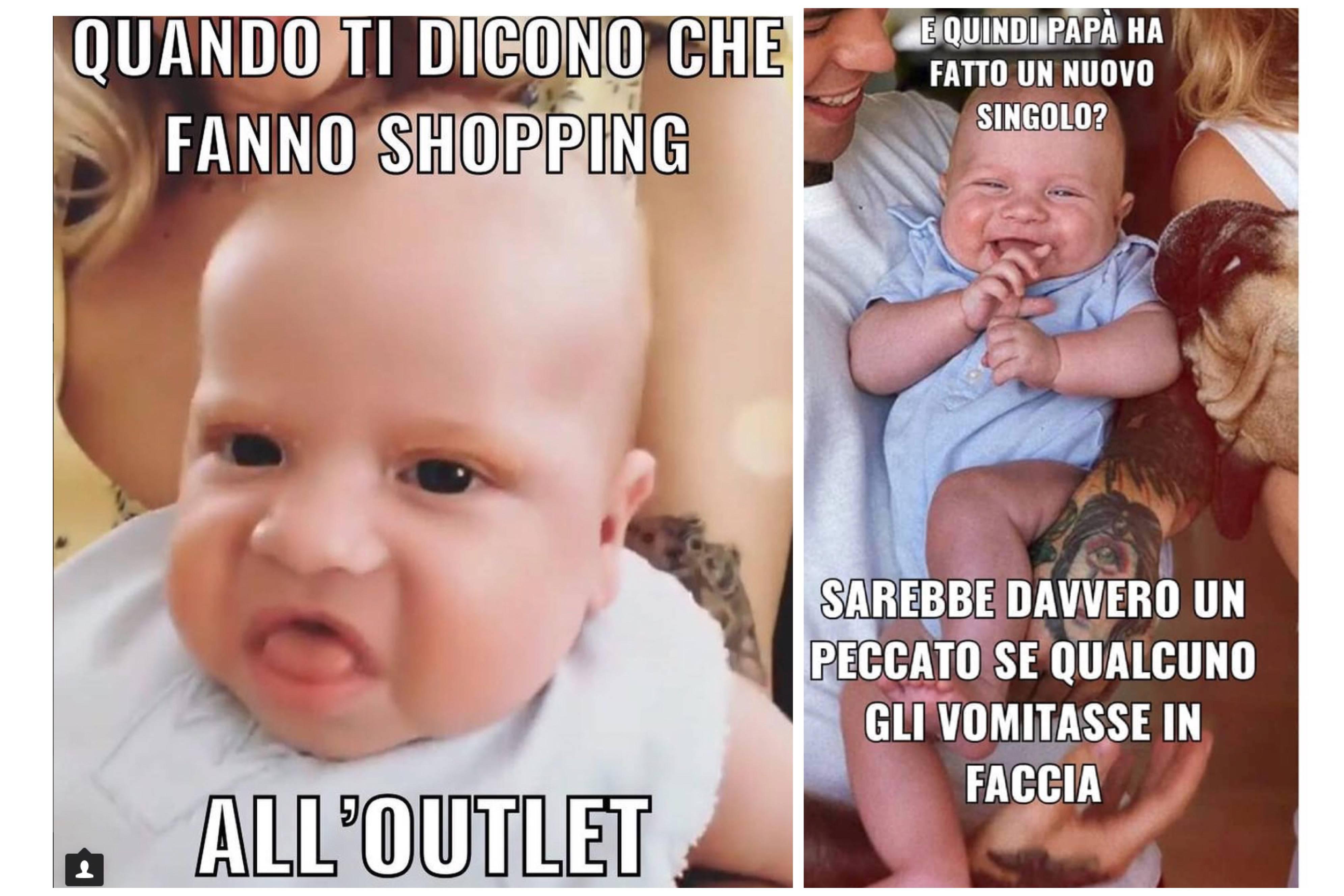 Baby Leo Memes