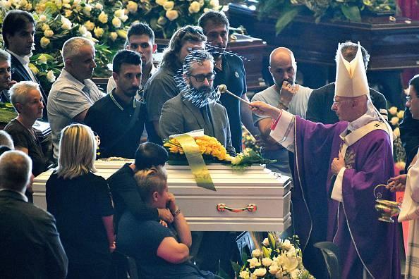 funerali di stato genova