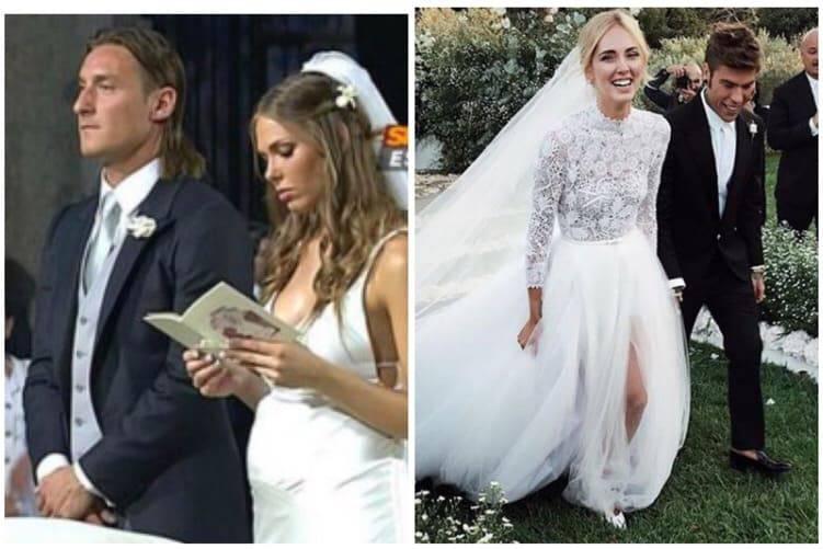 Matrimonio Totti Ferragnez