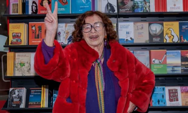 Addio a Inge Feltrinelli: la regina dell'editoria si è spenta (FOTO&VIDEO)