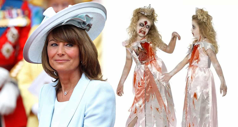 Halloween costume principessa