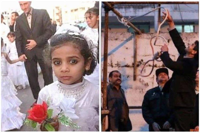 Zeinab sposa bambina
