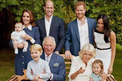 foto 70 anni principe Carlo