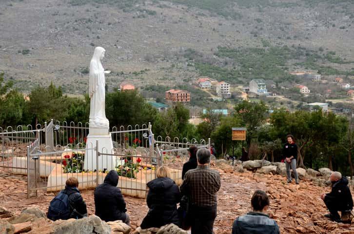 Medjugorje 25 aprile 2019: ultimo messaggio della Madonna a Marija