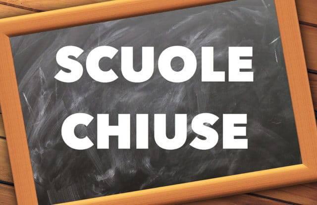 scuole chiuse 5 novembre maltempo