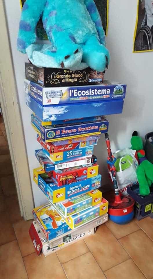 bambina malata regala giochi 2