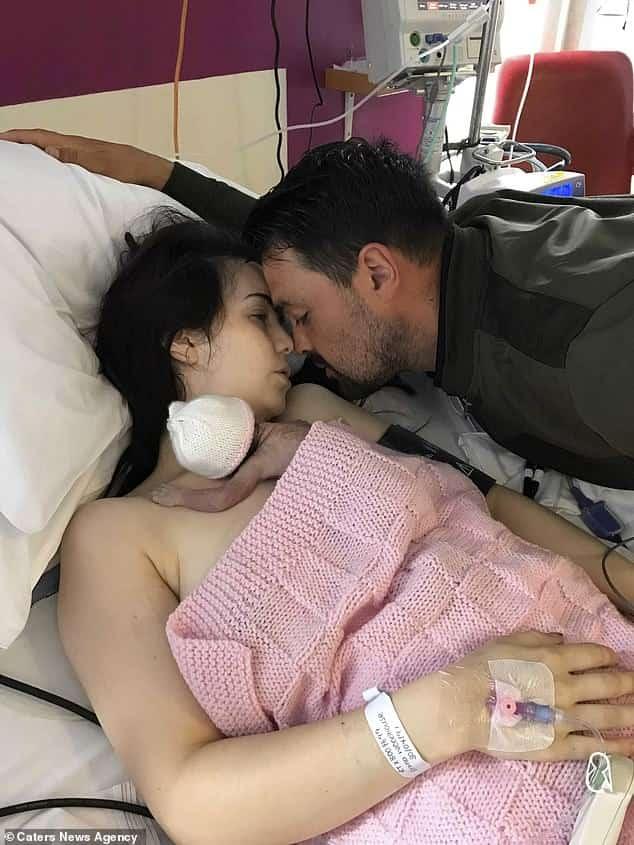 figlia nasce morta se ne occupano per 2 settimane 6