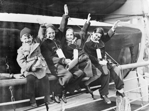 bambini ebrei sopravvissuti