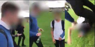 rifugiato bullizzato a scuola
