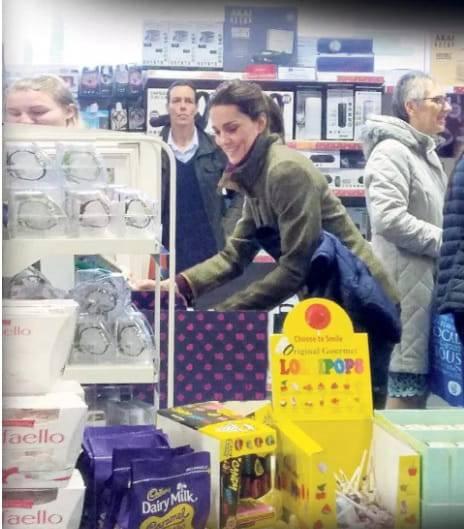 kate middleton shopping al discount 1