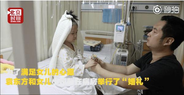 bambina leucemia