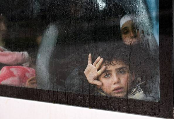 bambini vittime delle guerre nel mondo