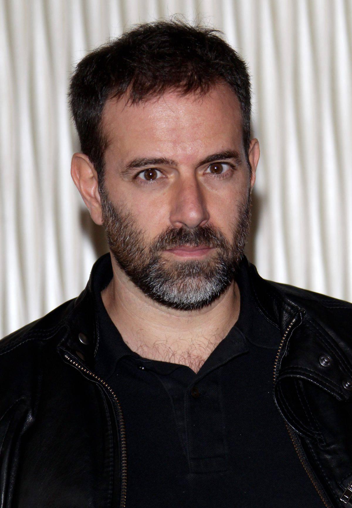 Il regista Fausto Brizzi
