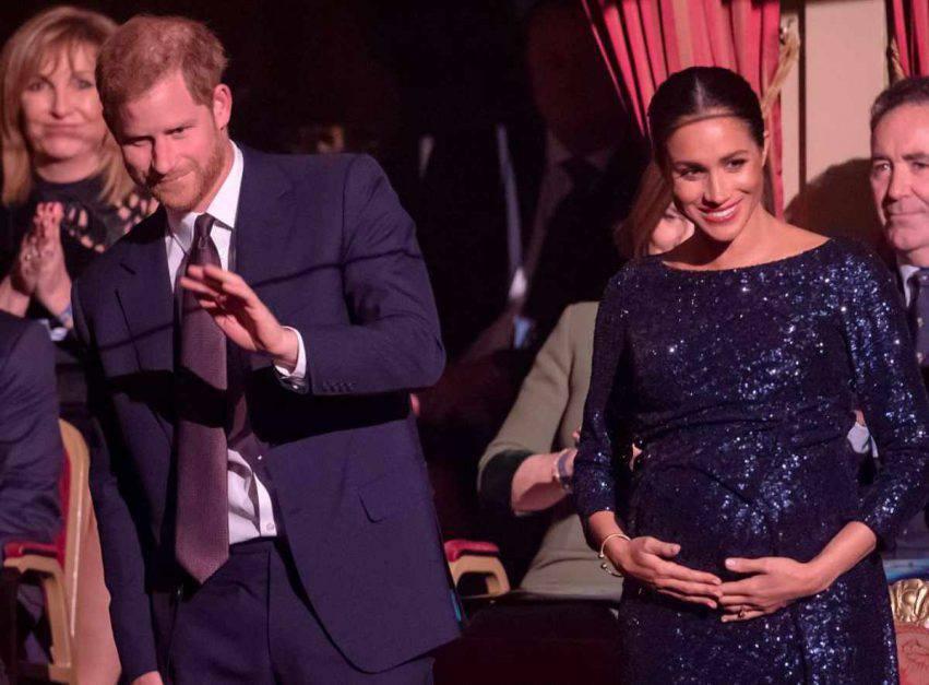 Harry e Meghan baby sitter