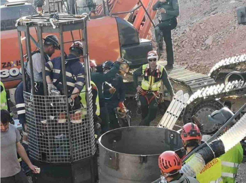minatori salvataggio julen