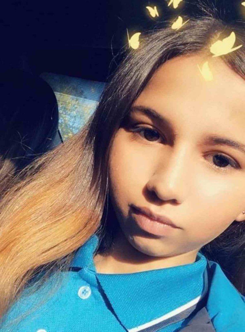 bambina australiana suicida