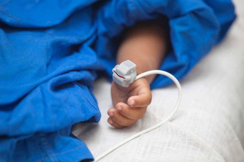 bambino morto per meningite