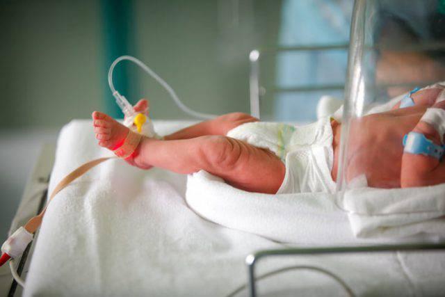neonato morto in ospedale