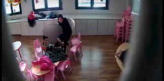 maestre picchiano bambini a Prato