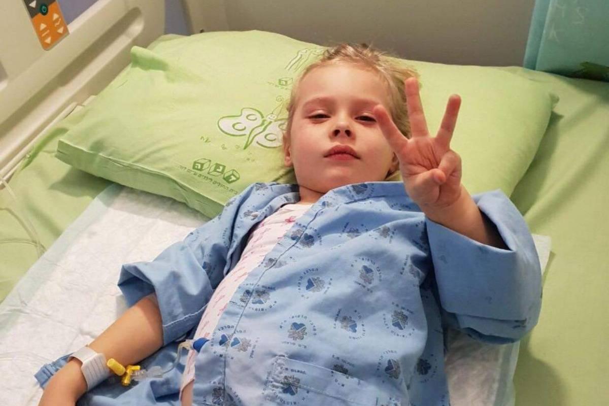 bambina leucemia cerca aiuto