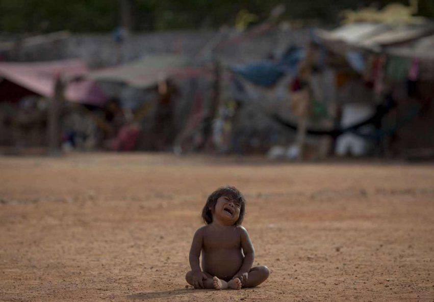 venezuela bambini mortalità
