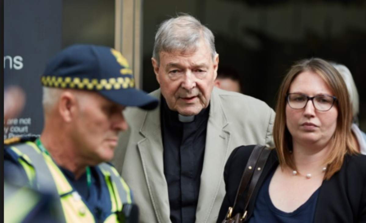 Cardinale Pell condannato