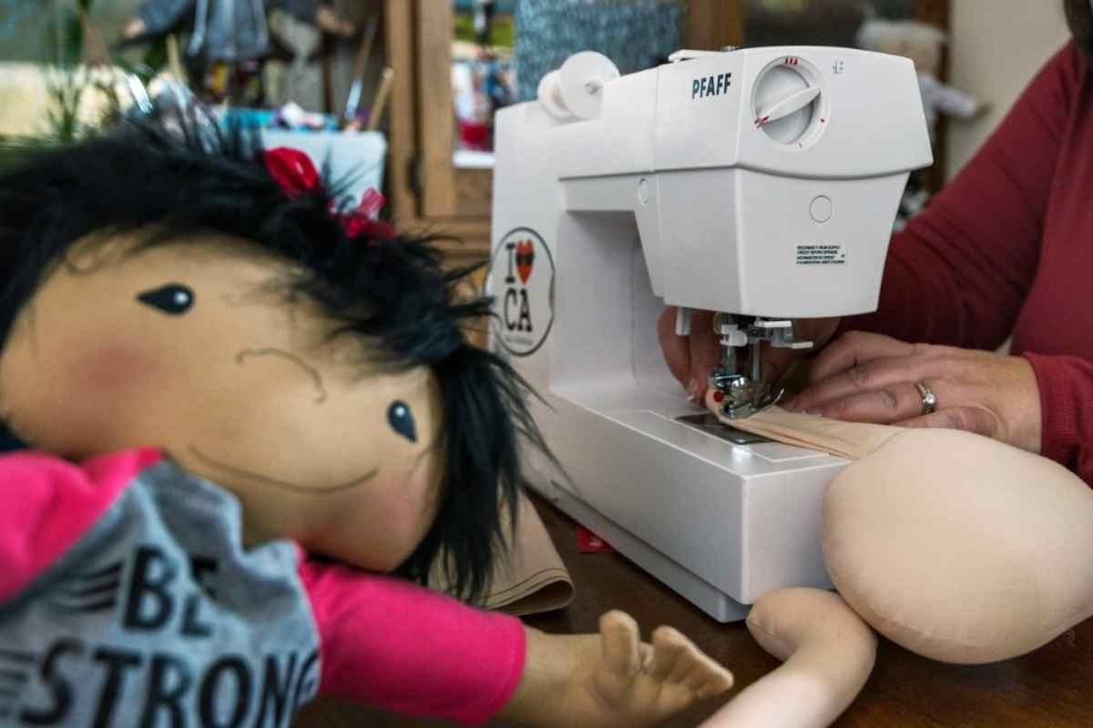 bambole per disabili