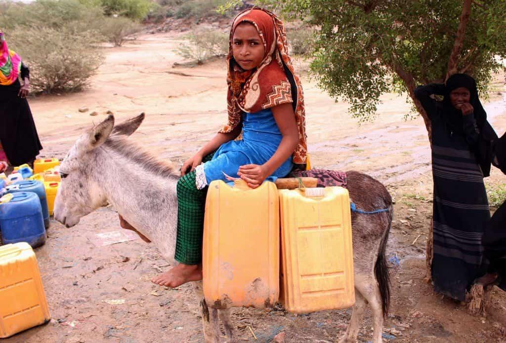 yemen bambine sposa