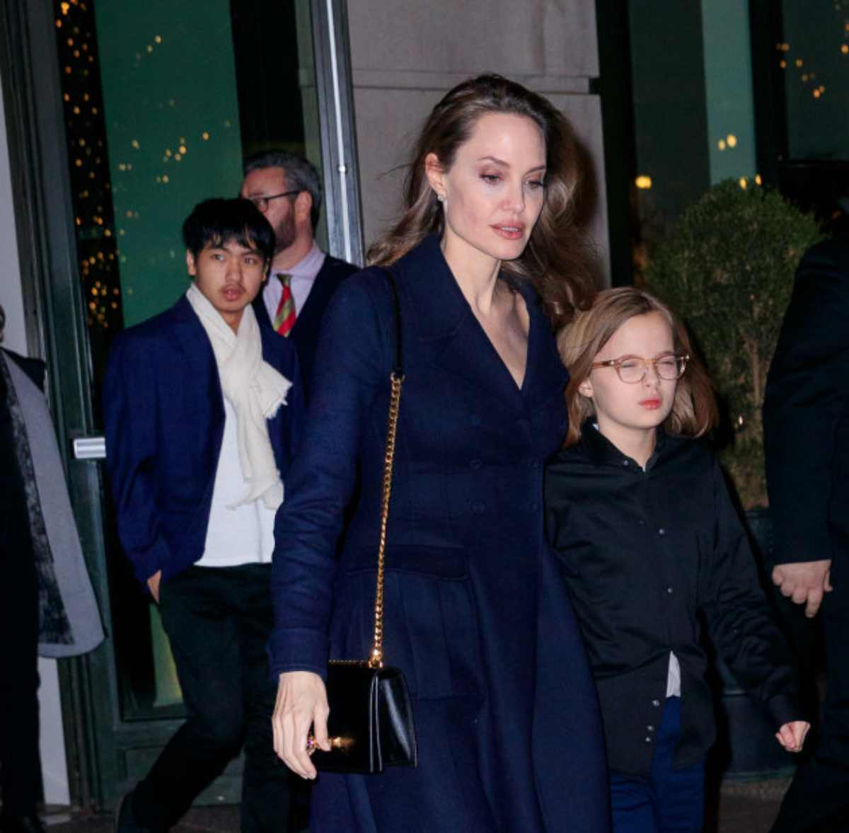 figli di Angelina Jolie insieme 2