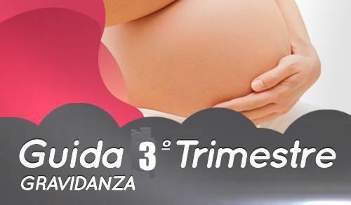 terzo trimestre di gravidanza