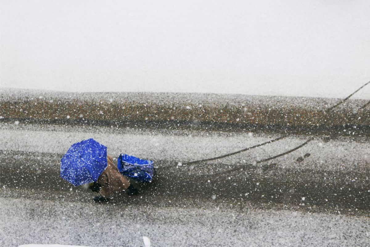 meteo weeekend freddo neve