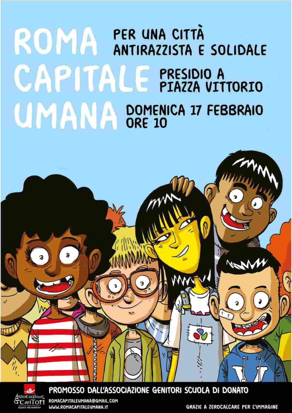 roma capitale umana