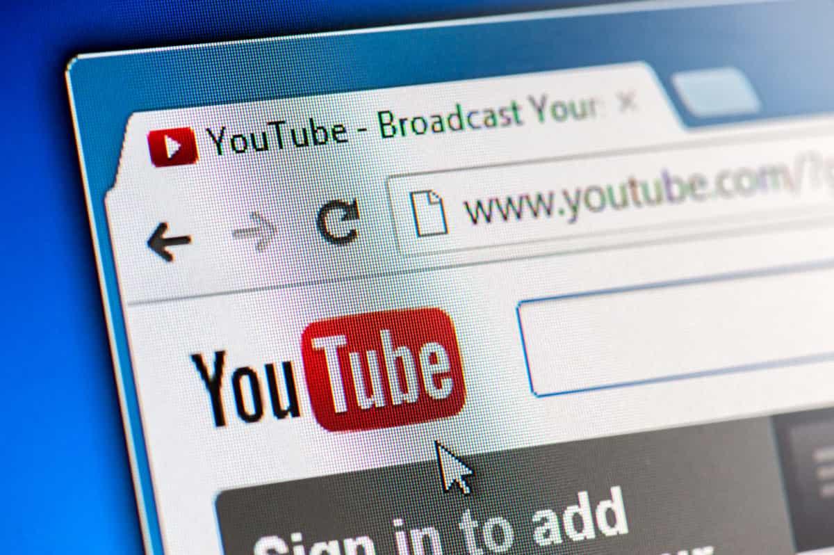 youtube pubblicità video no-vax