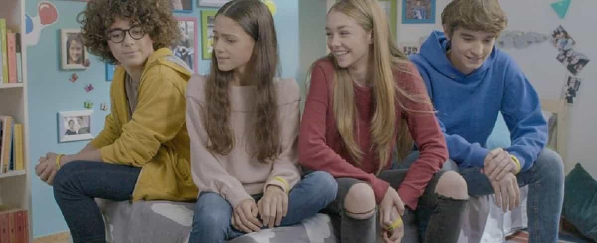 """""""Jams"""" la prima serie tv che parla di molestie ai ragazzi ed ai genitori"""