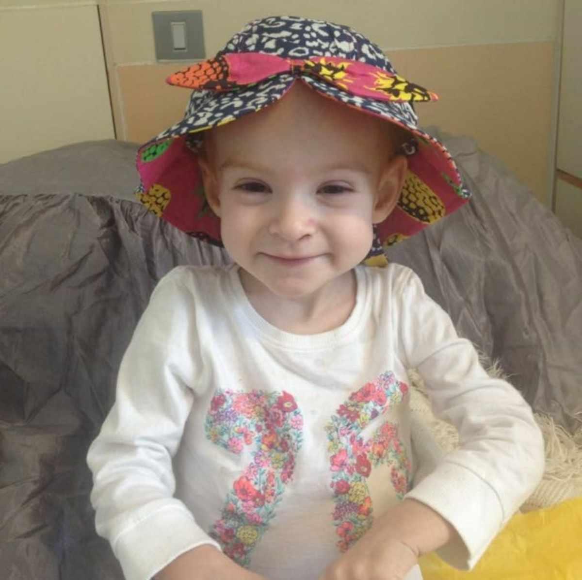 bambina sconfigge cancro 3
