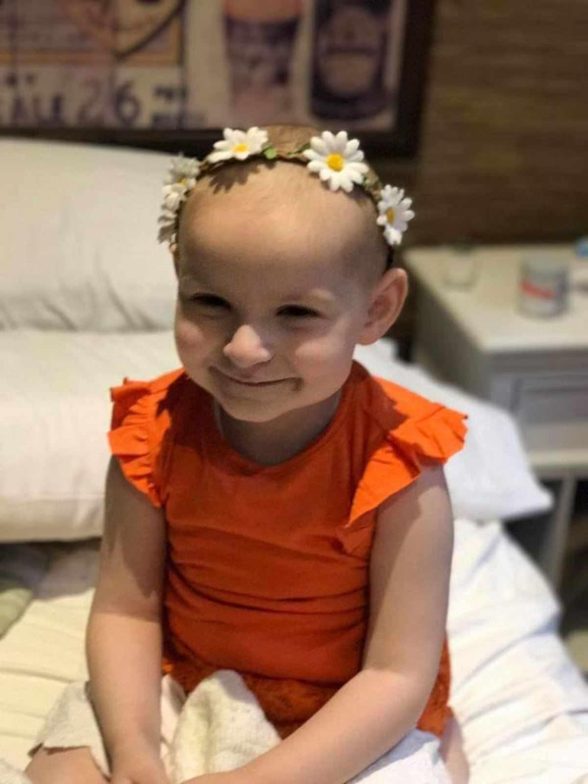bambina sconfigge cancro 4