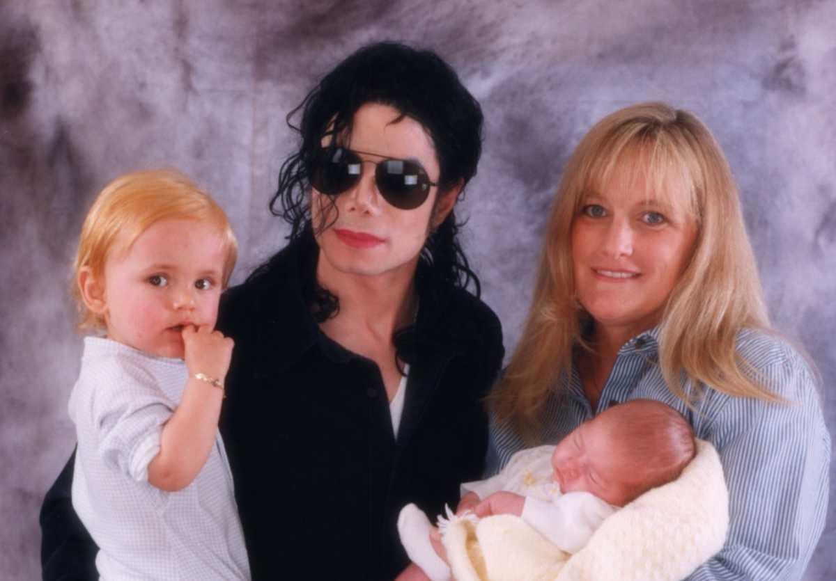 figli di Michael Jackson