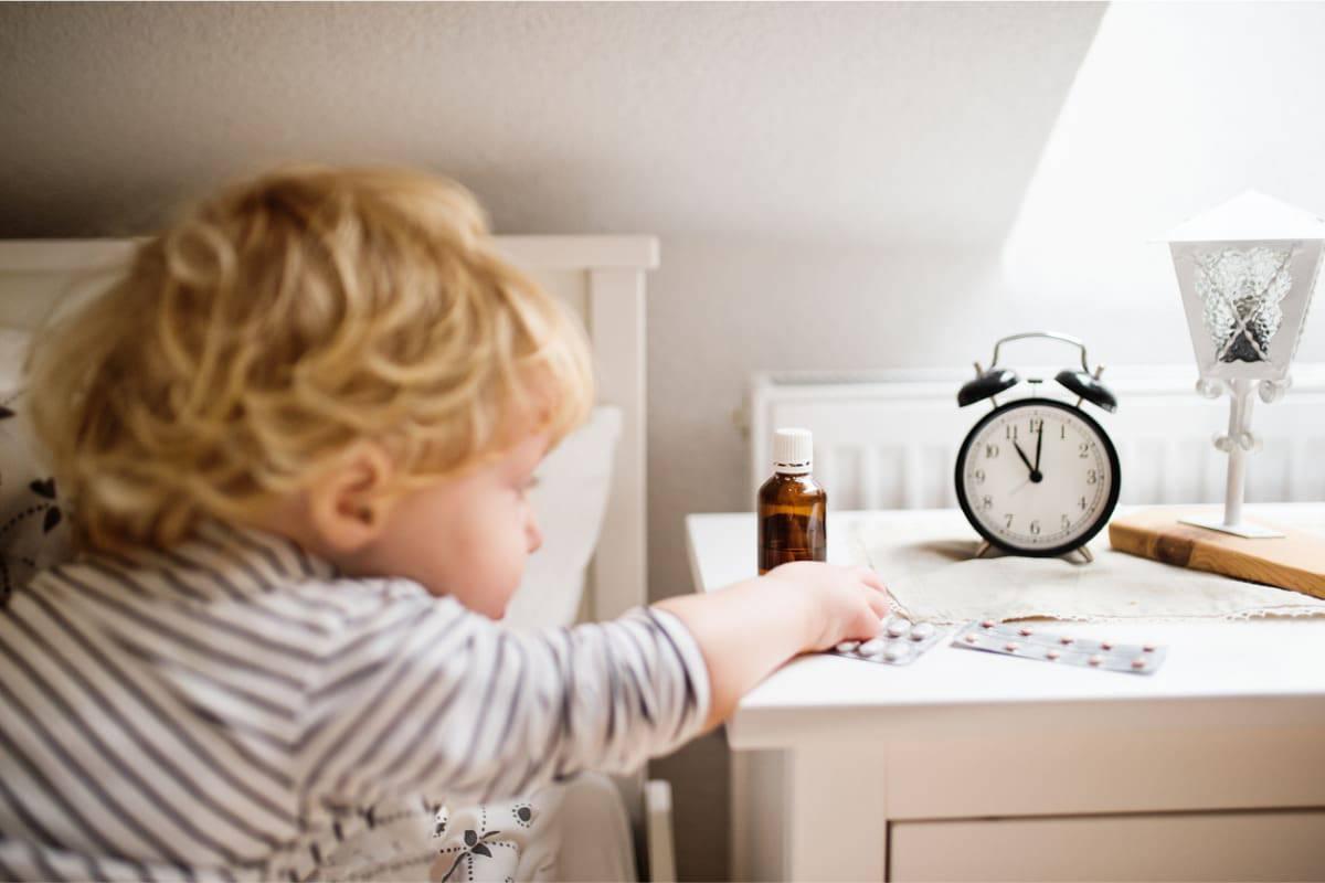 intossicazioni acute nei bambini