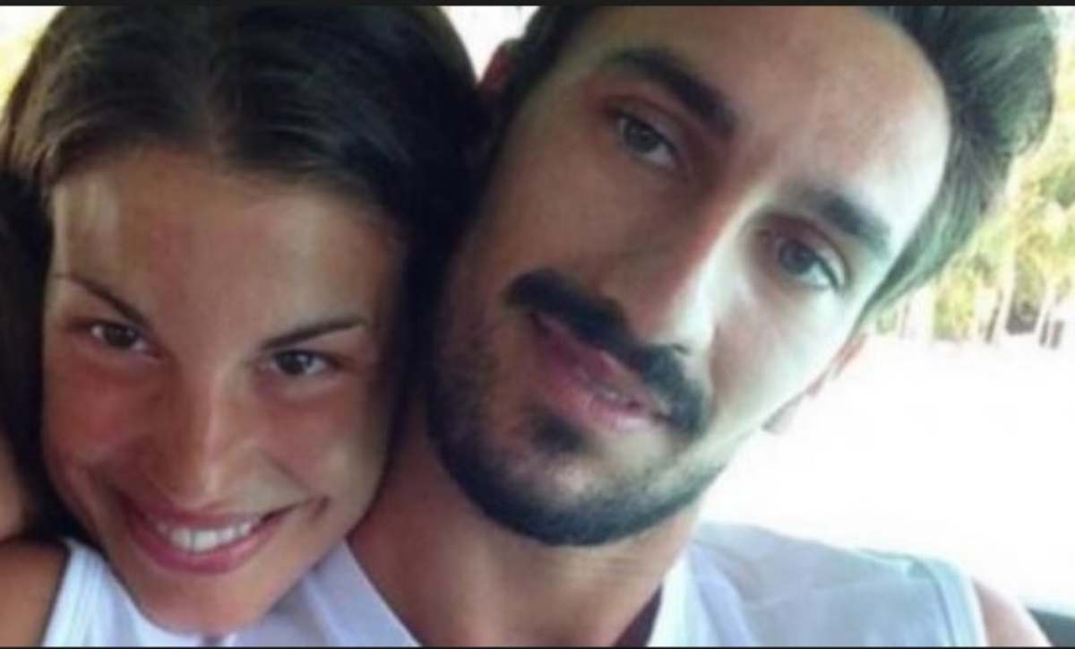 Francesca Fioretti anniversario Davide Astori