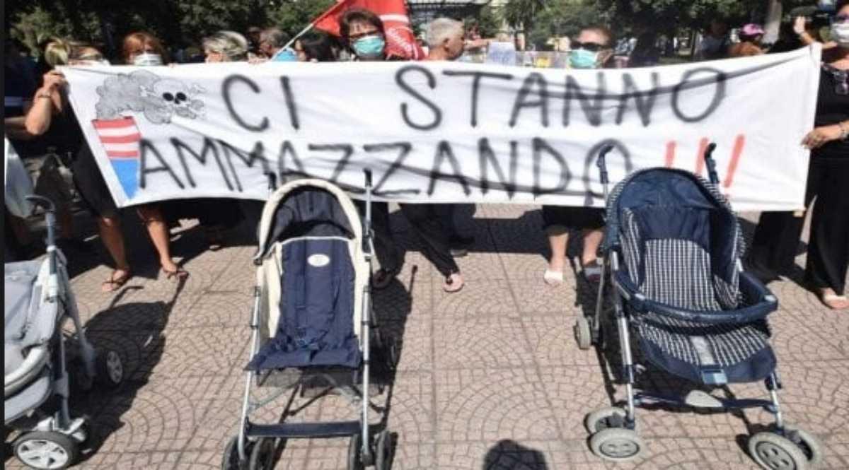 bambini di Taranto