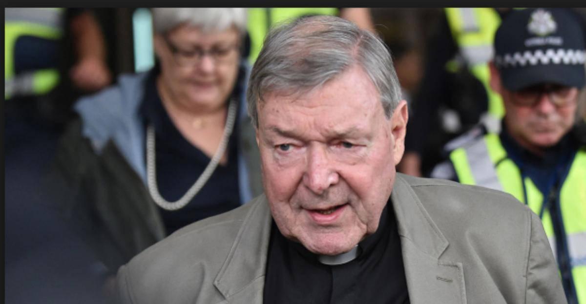 cardinale Pell condannato pedofilia