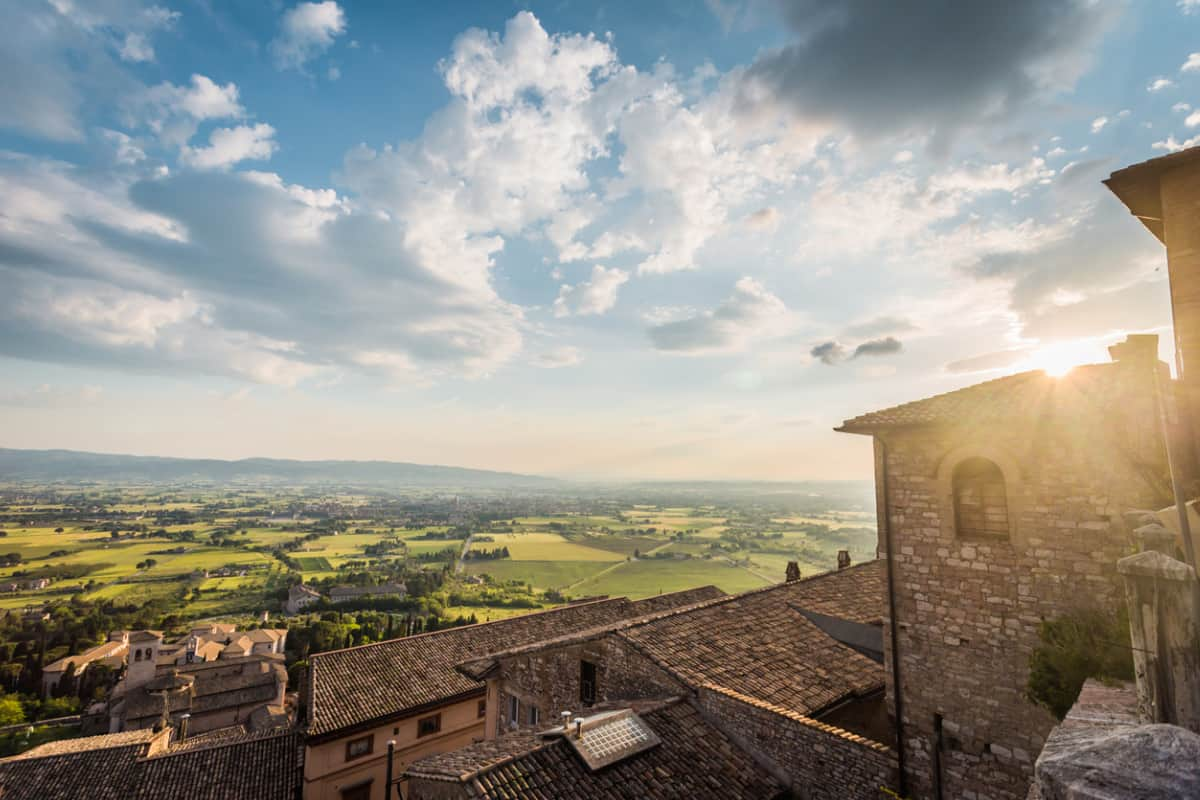 meteo weekend italia